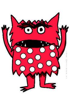 couleur des émotions colère Emotions Preschool, Preschool Education, Kindergarten Activities, Monster Shapes, Monster Clipart, Writing Practice Worksheets, Daisy Girl Scouts, Autism Resources, Les Sentiments