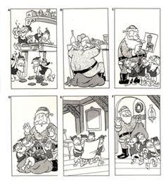 Images Séquentielles de Noel
