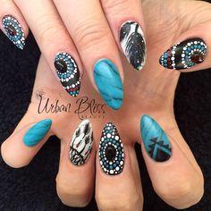Instagram media urbanblissbeauty #nail #nails #nailart