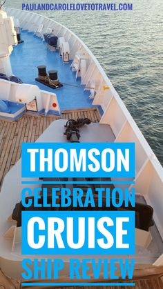 We spent a week on the Thomson Celebration cruising the Adriatic - here is our review #thomson #cruise #celebration #review