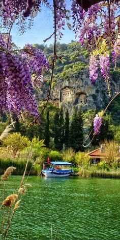 Blooming #Dalyan is inviting :-)