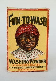 Oldtime washing powder