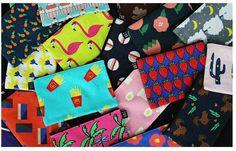 Sogonsogon Pattern Multi Pouch Pancase Cosmetics Case 19x13 cm Made in Korea | eBay