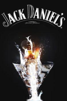 Aperitif Jack Daniels