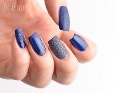 ZigiZtyle: OPI:n sinistä syksyä kynsillä & Alcatraz...Rocks video