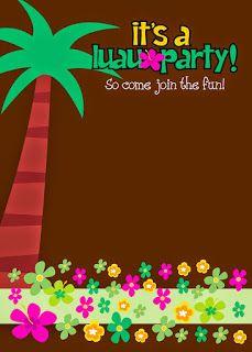 Image Result For Fiesta Hawaiana Para Adultos Invitacion Fiesta Hawaiana Para Adultos Fiestas Luau Para Niños Invitaciones De Fiesta