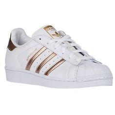 91eba98cffd6d Adidas Superstar Women White Rose Gold BB1428 UK 4.5 adidas Women s Shoes