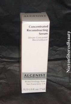 Algenist Concentrated Reconstructing Serum with Alguronic Acid