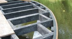 Cantilevered Millboard Composite Decking – When to use HDPE Plastic Joists Exterior Solutions, She Sheds, Composite Decking, Outdoor Flooring, Garden Office, Reception Rooms, Stepping Stones, Pond, Composition