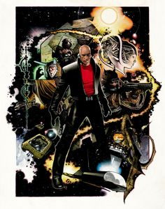 Travis Charest - Metabarons Cover