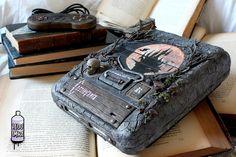 Castlevania Super Nintendo Console By Vadu Amka - Walyou b9536e9ef9234