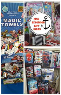 If you are going on a Disney Cruise and plan on taking part in a Fish Extender exchange group, you may be looking for ideas for Fish extender gifts. Here are some ideas. via @disneyinsider