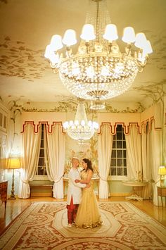 Luxurious Indian Wedding in Seteais Palace in Sintra, Portugal! For more info please email us at: info@lisbonweddingplanner.com