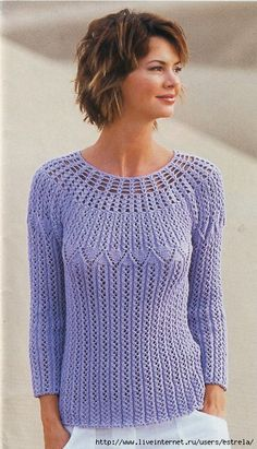 77 (401x700, 227Kb) knitted sweater @Af's 20/3/13