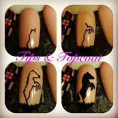 Tips and Topcoat: Tutorial .. Horse :)