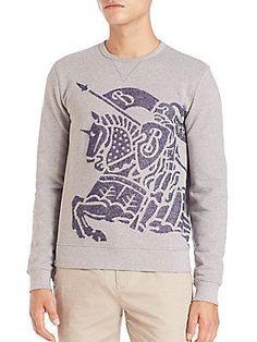 Burberry Brit Ragley Logo Sweatshirt