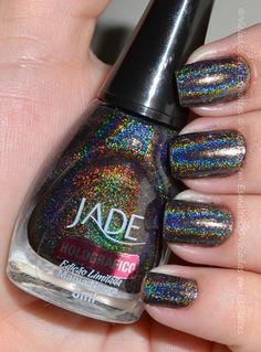 Magia Negra Holográfico Jade