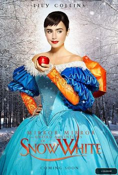 1000 images about lily collins on pinterest lily for Miroir miroir blanche neige