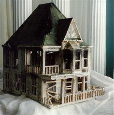Margaret Mitchell house model Atlanta before renovations