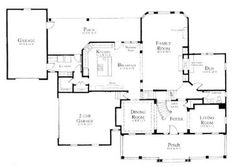 SMALL houseplan...