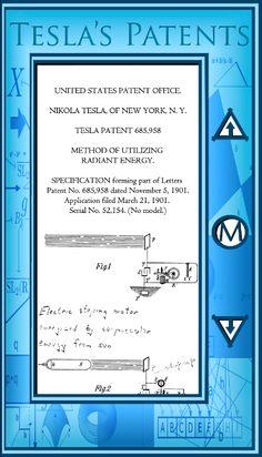 patent refused unpatented generator Vintage