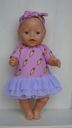 Clothes for Baby Born (Sister), Baby Annabell or other doll till 43 cm (17inch) | eBay