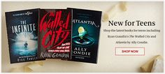New for Teens. Shop the latest books for teens including Ryan Graudin's The Walled City and Atlantia by Ally Condie.