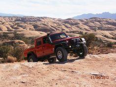 AEV Brute - Moab 2012