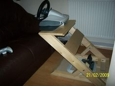 Xbox 360 Steering Wheel Stand