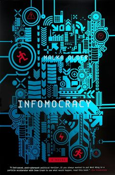 Infomocracy by Malka Older cover