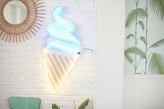 icecream dream neon DIY