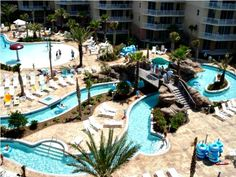 At Waterscape, a popular Gulf-front resort in Fort Walton Beach