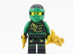 LEGO Ninjago Skybound Lloyd Green Ninja Minifigure Sky Pirate NEW 2016