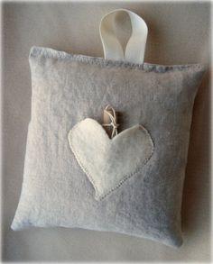love letter pillow