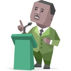 Advocate Personality (INFJ, -A/-T)   16Personalities. Martin Luther King.