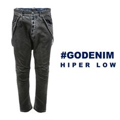#godenim hiper low http://www.imperialfashion.com/
