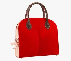 Red bottom now is red bag baby