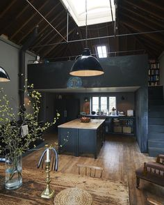 An old silk merchant's house in Stroud, renovated by Niki Turner | Remodelista