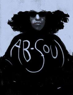 """AB-SOUL"""
