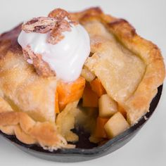 Skillet Apple Pie Carla Hall