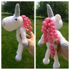 FREE Unicorn Crochet pattern