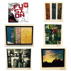 The Cult House Fusion 65 Gallery Wall, Culture, Contemporary, Frame, Artist, House, Picture Frame, Home, Artists