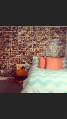 oh my gosh look at that wall I'm saying oh my gosh i want that wall!                     -Nicki Manaj + me= AWSOME
