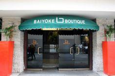 Baiyoke Boutiqe Hotell in Bangkok