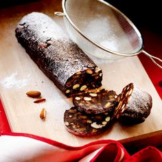 Chocolate and McVitie's Digestives Rolls