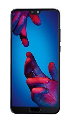 Huawei P20 Smartphone débloqué 4G (Ecran : 5,8 pouces – 128 Go – Double Nano-SIM – Android): Processeur doté d'Intelligence Artificielle…