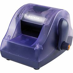 Played with one of these today and it's on my list now.  Xyron sticker maker.  Combined with a Cricut, it might just be the best thing ever.