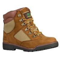 "Timberland 6"" Field Boots - Boys' Grade School - Brown / Tan"