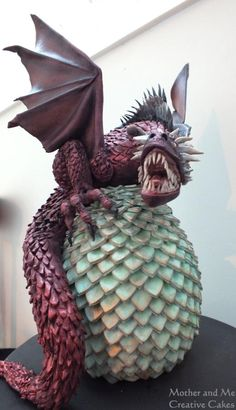 Wow Factor! Game of Thrones Cake - Cake by Mother and Me Creative Cakes