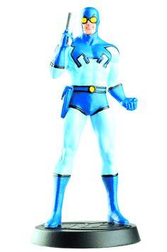 Eaglemoss DC Comics Blue Beetle Lead Figurine